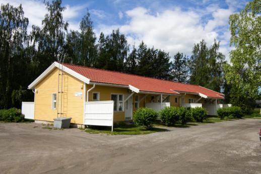 Jalasjärvi Hautiaisentie 4 ja 6
